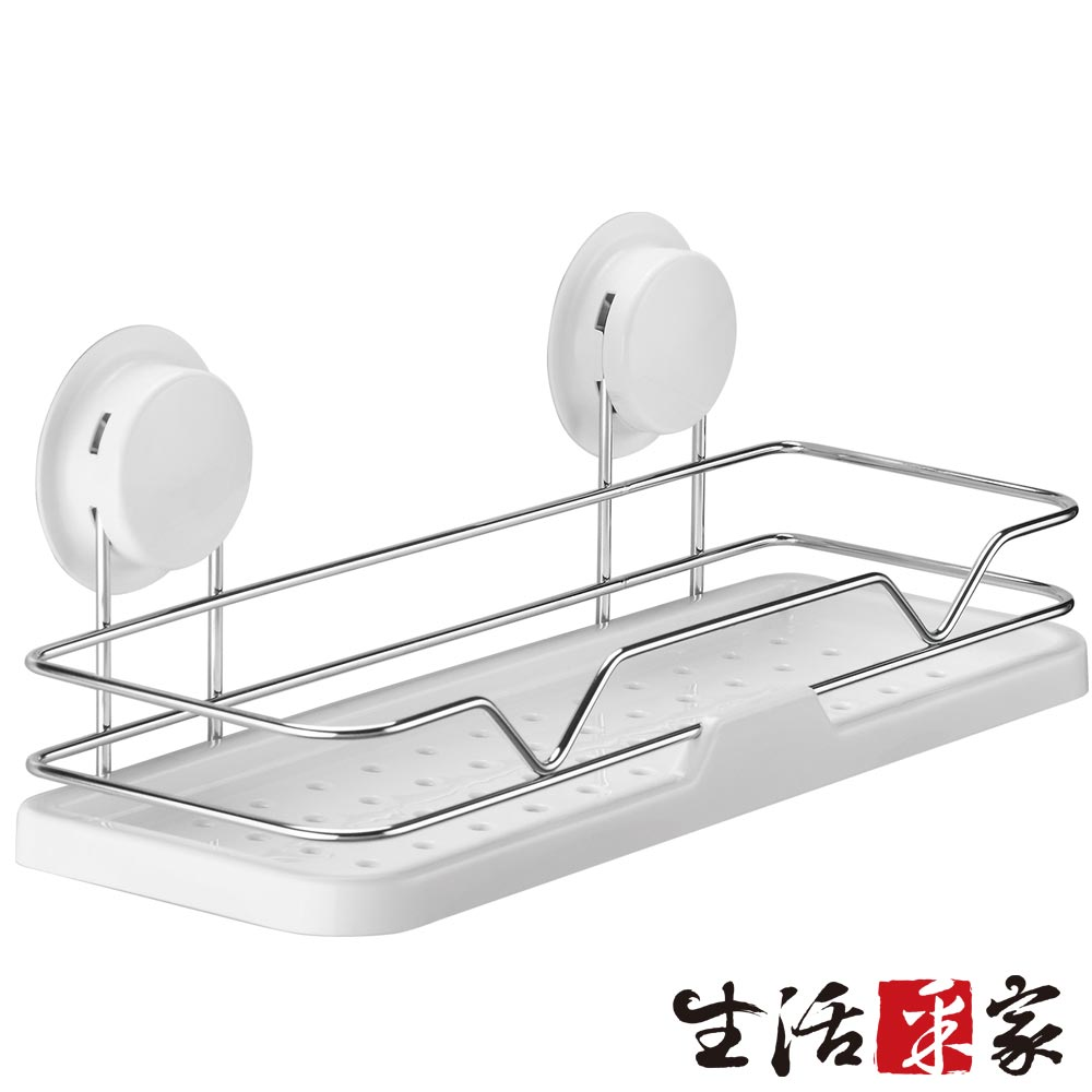【生活采家】GarBath吸盤系列衛浴保養品架