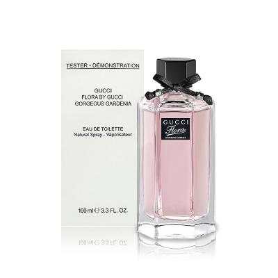 GUCCI Gorgeous Gardenia 華麗梔子花淡香水Tester 100 ml