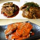 好神 異國風味佐醬鮮嫩帶骨牛小排9包組(黑胡椒/照燒/韓式口味各3)