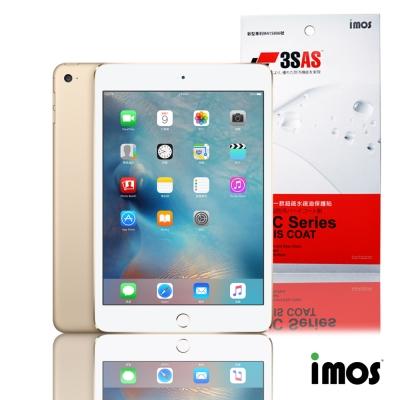 iMos 3SAS iPad mini4 超疏水疏油效果保護貼