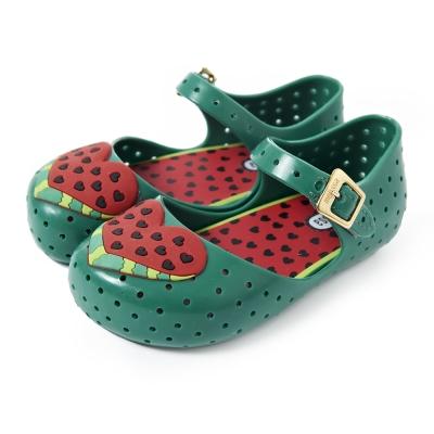 MINI MELISSA香甜草莓童鞋-綠