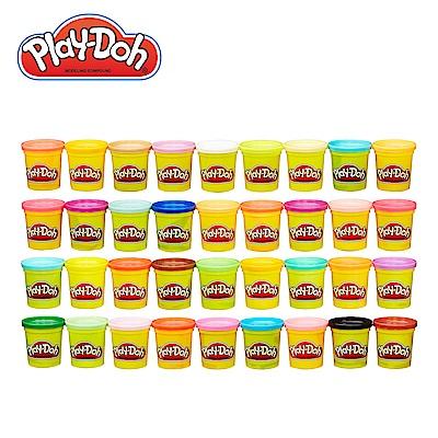 Play-Doh培樂多-超級36色黏土組