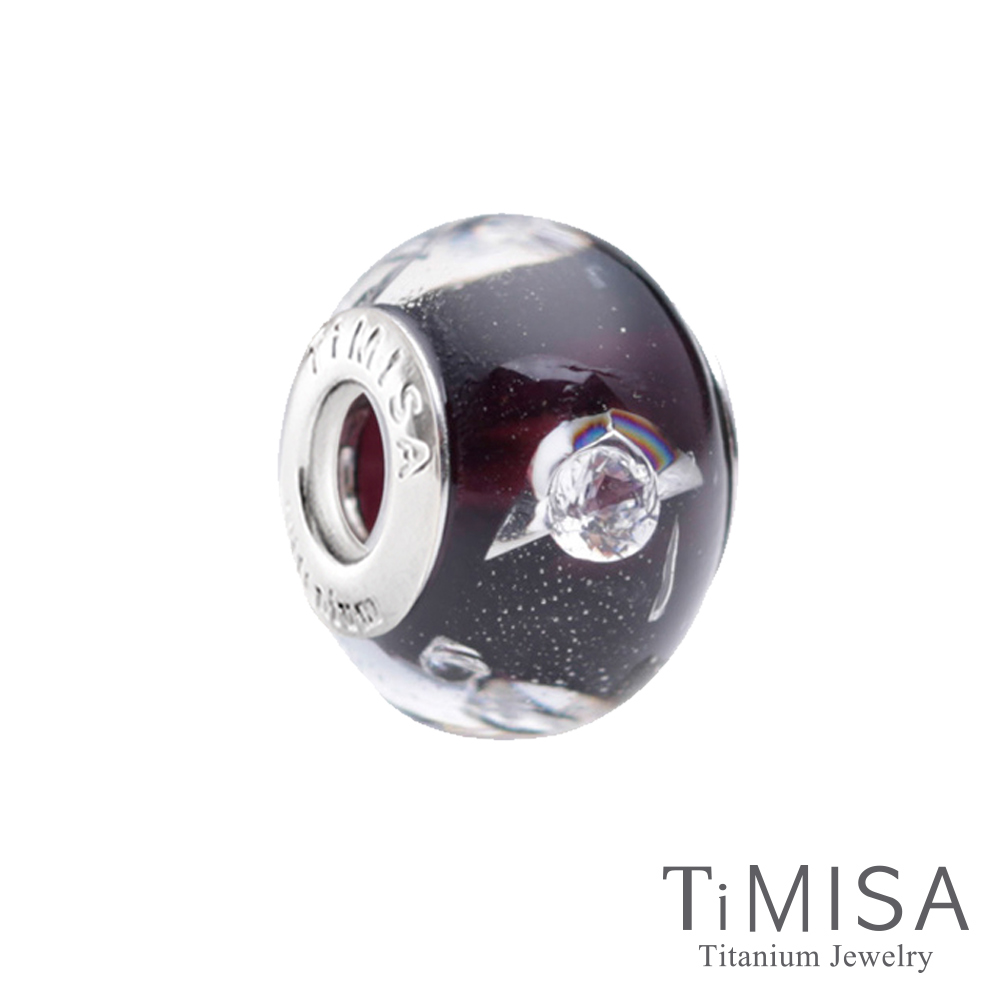TiMISA 異世界(11mm)純鈦琉璃 墜飾串珠