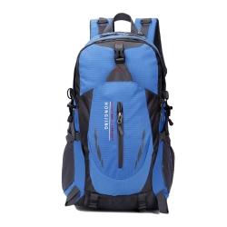 HONGJING雨翼戶外背包/登山包fK8607BU藍色40L