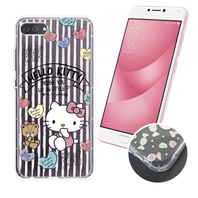 HELLO KITTY ASUS ZenFone 4 Max 氣墊空壓殼(愛心)