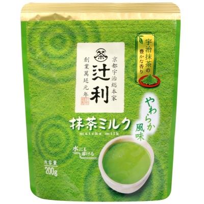 片岡物產 十利溫和抹茶牛奶粉(200g)
