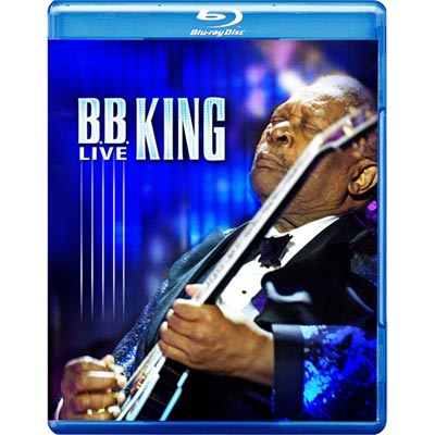 B.B. King - 藍調大師演奏會 藍光BD