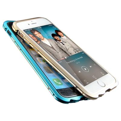GINMIC IPHONE6S PLUS(5.5)極光雙色鋁合金邊框