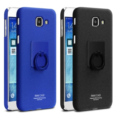 Imak SAMSUNG Galaxy A7(2017)創意支架牛仔殼