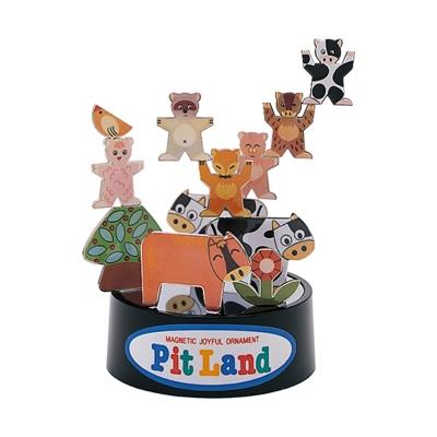 PitLand 日製磁鐵趣味玩具 牧場(5Y+)