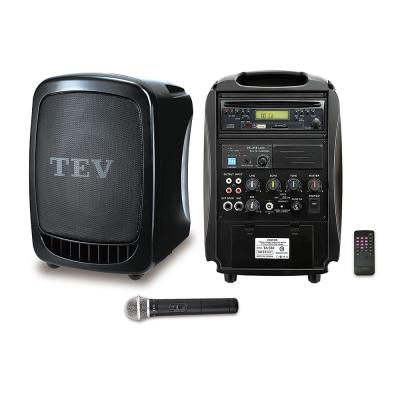 TEV CD/USB/SD單頻無線擴音機 TA330-1