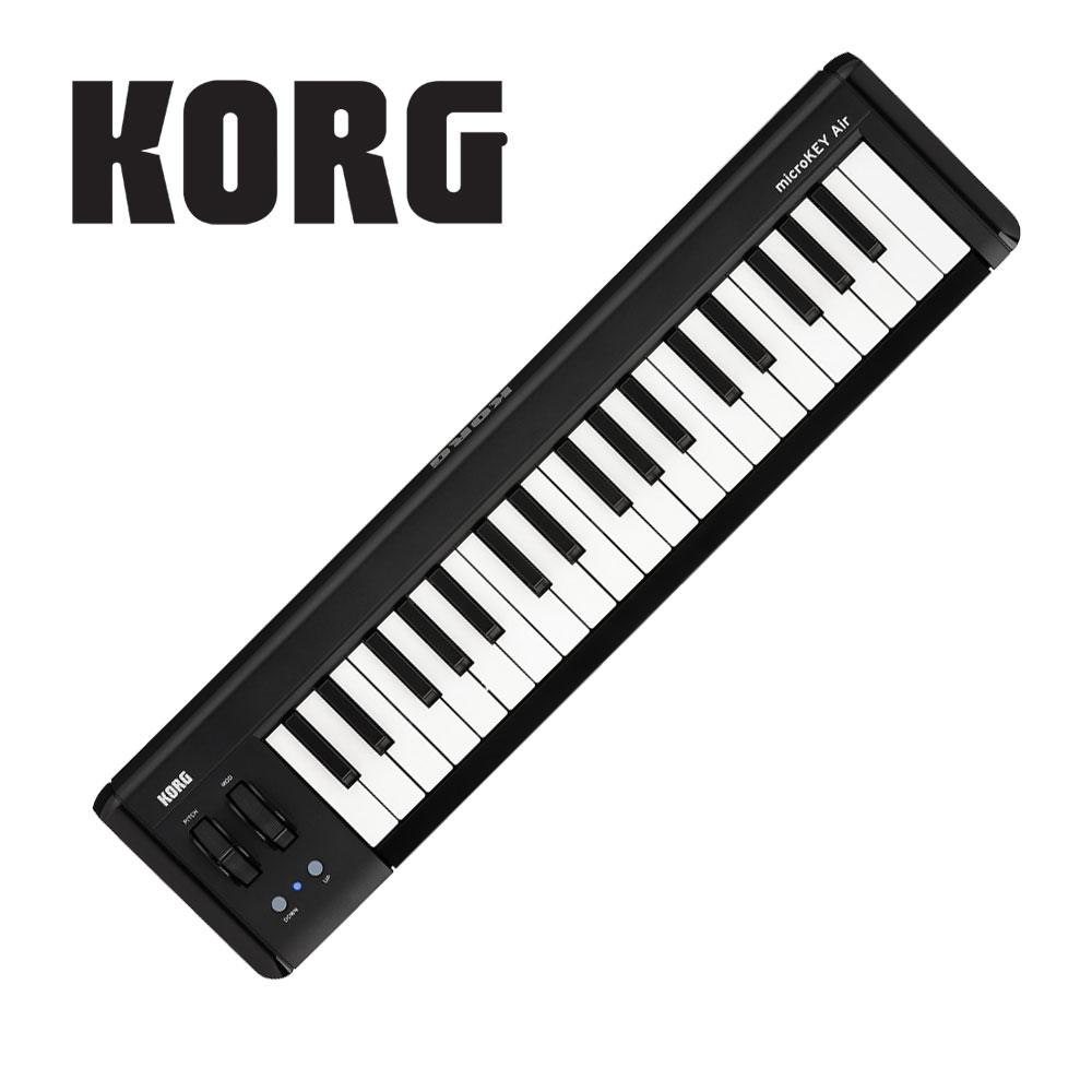 KORG microKEY AIR 37 鍵控制鍵盤 主控鍵盤