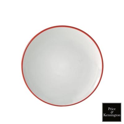 P&K COSMOS系列20CM點心盤紅黑米3色-8H