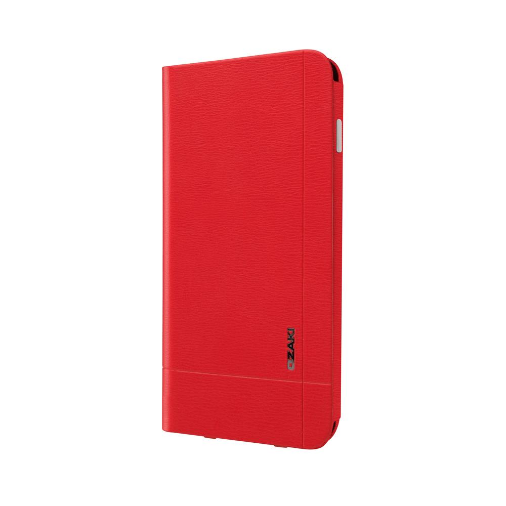 Ozaki O!coat Aim+ iPhone6 4.7吋側翻式附卡槽皮套 product image 1
