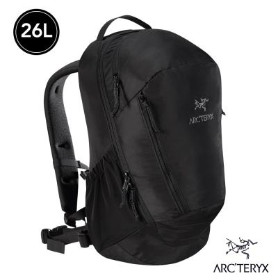 Arcteryx 始祖鳥 24系列 Mantis 26L 多功能電腦後背包 黑