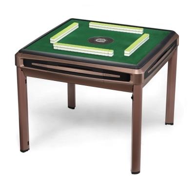 東方不敗B700-電動麻將桌時尚棕-101x101