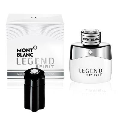 MONT BLANC 傳奇白朗峰男仕淡香水30ml(贈萬寶龍品牌小香乙瓶)
