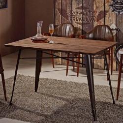 AT HOME - 韋德4 尺實木餐桌 120x80x78cm