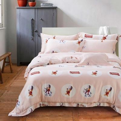 Ania Casa時空騎士 天絲 100% TENCEL 雙人鋪棉兩用被套床包四件組