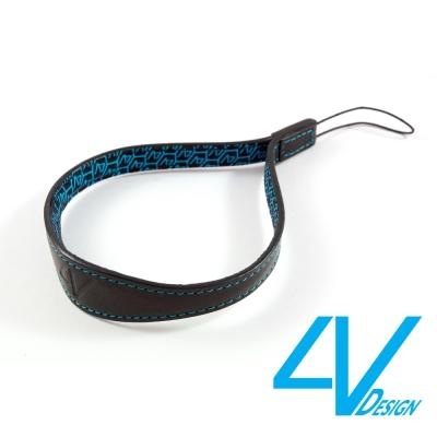 4V WATCH系列相機手環 MS01S-VV0930-黑/青色(M)