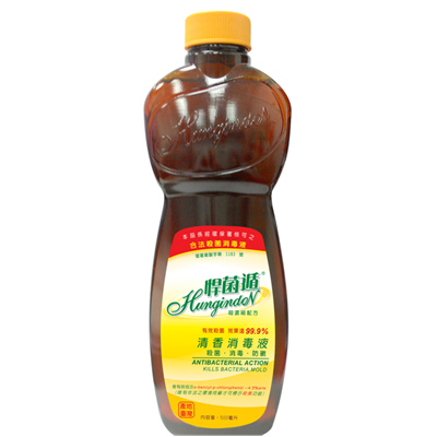 悍菌遁-清香消毒液 500ml/瓶