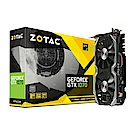 ZOTAC 索泰 GeForce® GTX 1070 8G 顯示卡
