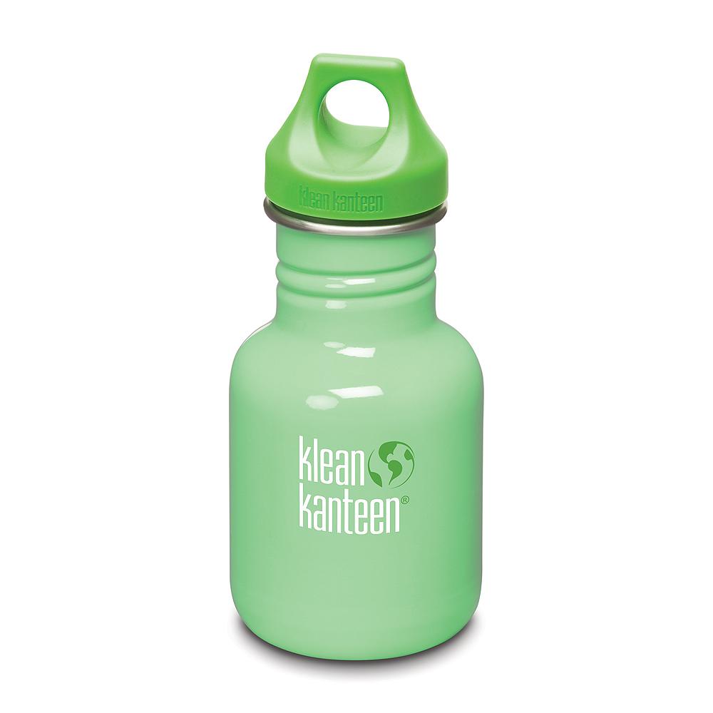 美國Klean Kanteen可利不鏽鋼瓶355ml-露水綠