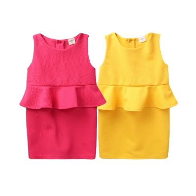 baby童衣 女童無袖腰傘洋裝 52207