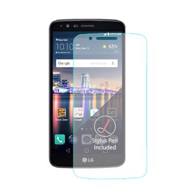 【SHOWHAN】LG Stylus 3 9H鋼化玻璃貼 0.3mm疏水疏油高清...
