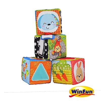 WinFun 6合1認知遊戲布骰子