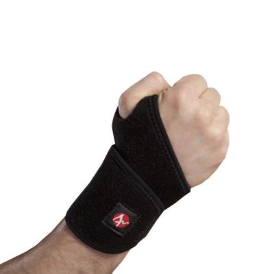 PUSH! 戶外休閒運動用品單片式調整型透氣護手腕護具運動護腕