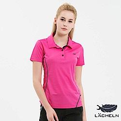 【LACHELN】防曬快乾運動POLO衫(S72W914)