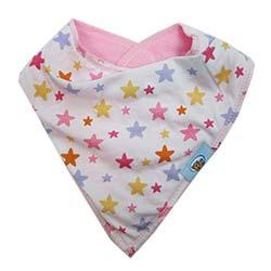 LILY & JACK 英國 繽紛色彩三角領巾圍兜口水巾1入組
