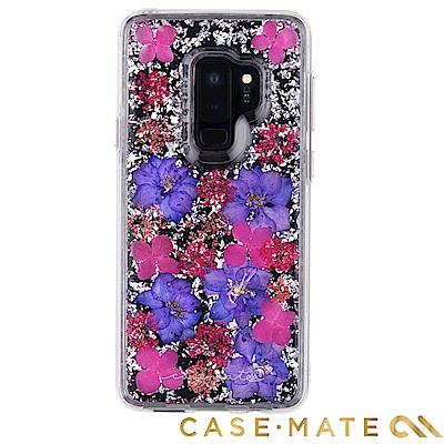 美國 Case-Mate Samsung S9 Plus 真實花朵 - 紫色