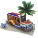 世界之窗 3D立體拼圖 東南亞-特色屋-菲律賓吉普車 3D World Style product thumbnail 1