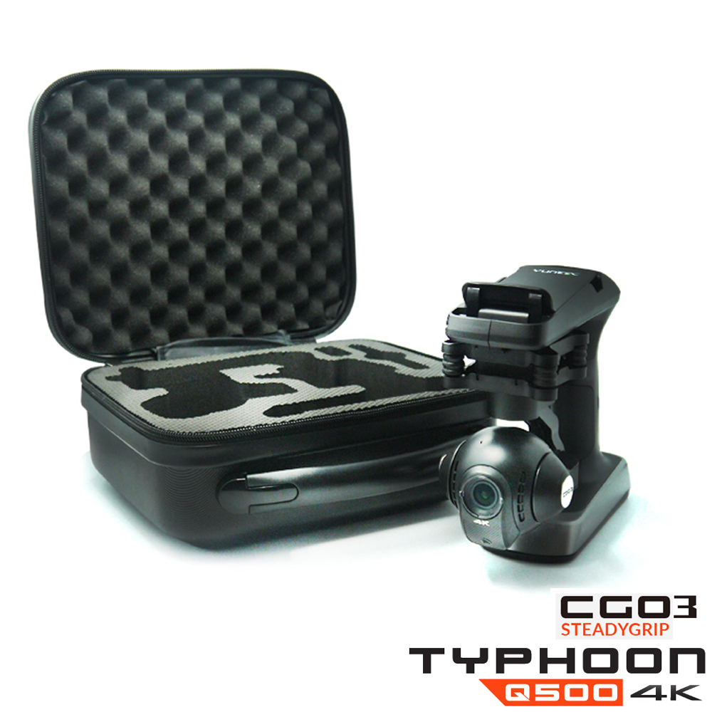 Typhoon Q500 4K CGO3 手持雲台相機