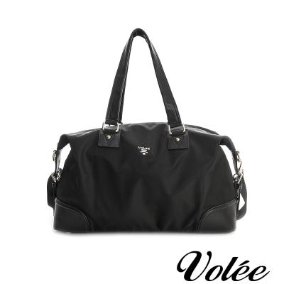 Volee飛行包 -  趣旅行多功能旅行袋 - 德國黑