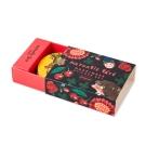 7321 Design幸福塗鴉火柴盒裝飾圓貼組-NL娜塔莉