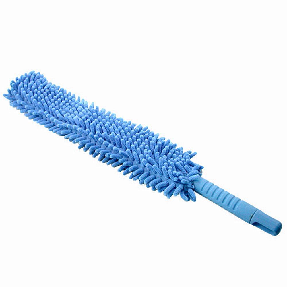 iSFun 清潔妙手 可彎纖絨毛撢子