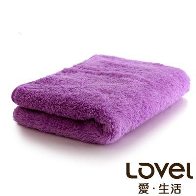 Lovel 繽紛馬卡龍長絨毛吸水毛巾(共<b>5</b>色)