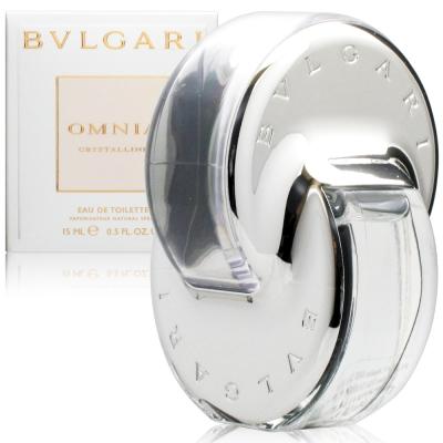 BVLGARI 寶格麗 晶澈女性淡香水 15ml