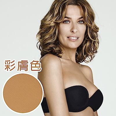 思薇爾 PANS BRA 親薇系列B-D罩無縫內衣(彩膚色)