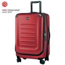 VICTORINOX 瑞士維氏Spectra 2.0輕量硬殼可擴充27吋行李箱-紅