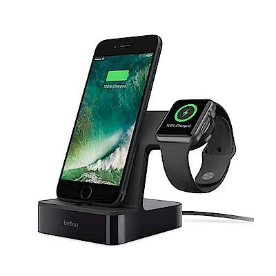 Belkin PowerHouse Apple Watch+iPhone 兩用充電座