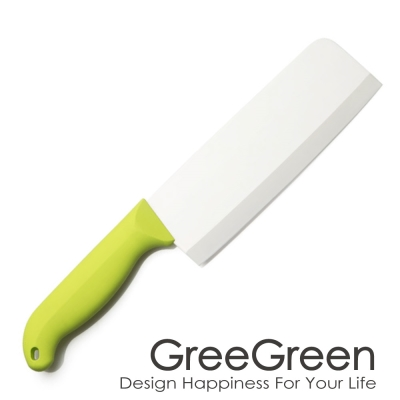 GREEGREEN  格力陶瓷菜刀 綠色