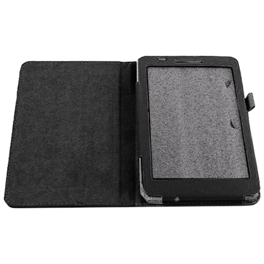 華碩ZenPad C Z170C/Z170CG 荔枝紋背立式【皮套+保護貼組】