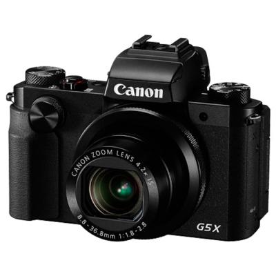 【64G雙電】Canon PowerShot G5X 高畫質變焦類單機 (公司貨)