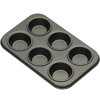 KitchenCraft 六格不沾烤盤2入(3.5cm)