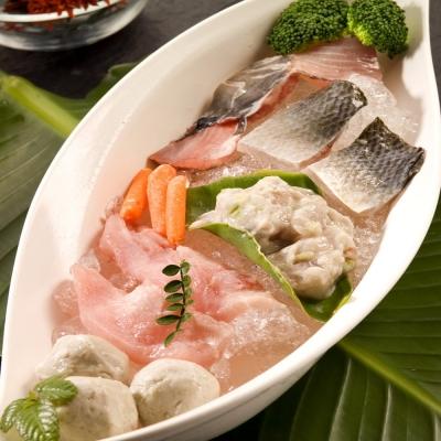 【台江】魚皮5盒+虱目魚背鰭肉2盒+魚肚2盒