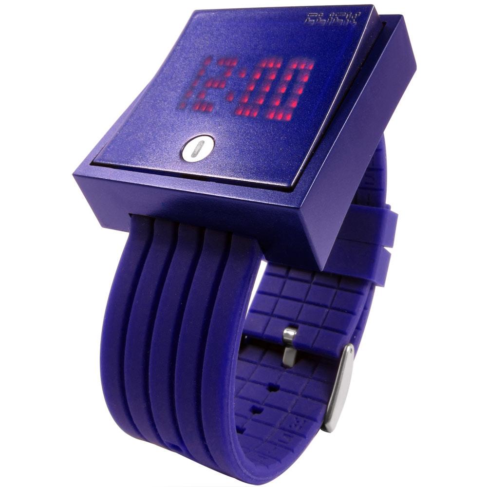 CLICK Wall Switch奇異開關錶-藍/45mm